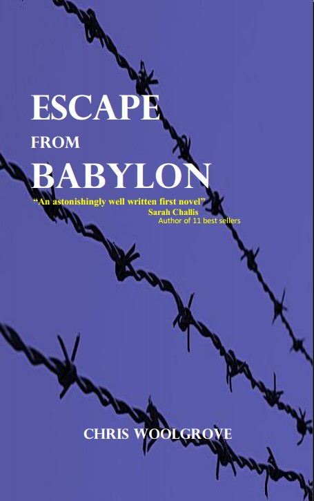 "Buy historical novel ""Escape from Babylon"" on Amazon"